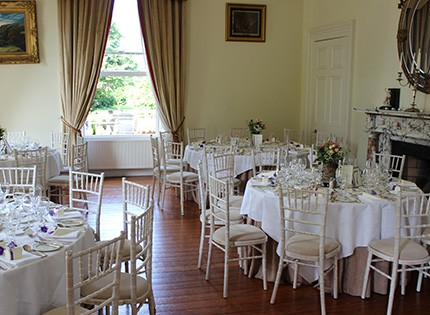 Chiavari Chairs WOW Weddings Wedding Flowers Church Flowers