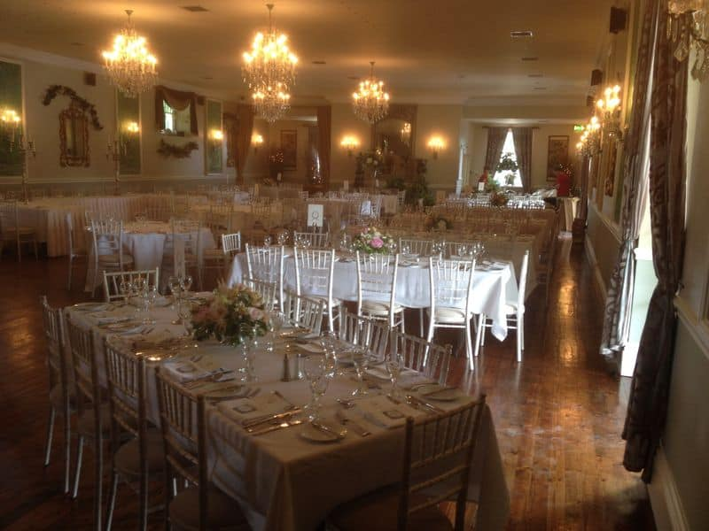 Real Weddings Castle Durrow: Page Chiavari Chairs Name Chiavari Chairs Castle Durrow