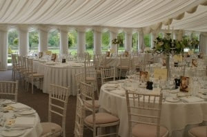 Chiavari Chairs Castle Leslie