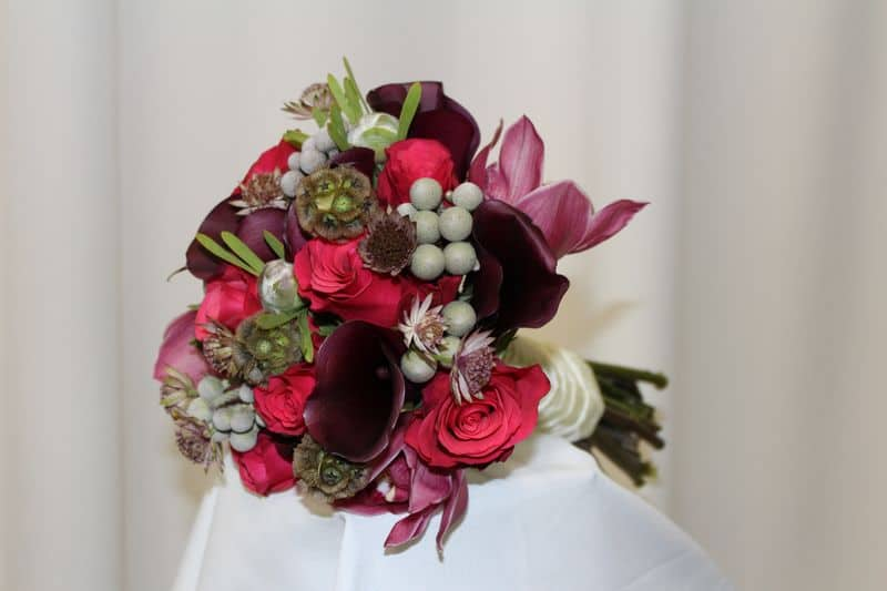 Page Wedding Flowers NAME Bridal Bouquet - WOW - Weddings Wedding ...