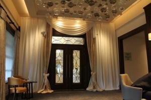Wedding Products-Entrance Door Drape No Fairy Lights