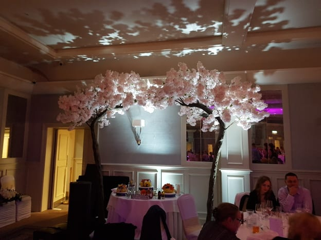 Wedding Products-Cherry Blossom Arch Pink
