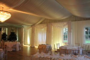Wedding Draping Rathsallagh House Hotel Dunlavin Wicklow-Wedding Draping – Rathsallagh House Hotel – Wicklow – Ireland