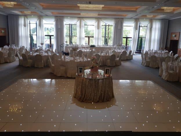 LED Dance Floor, Trim Castle Hotel, Trim, Co Meath, Led Dance Floor In Trim Castle Hotel, Trim, Co Meath, Ireland