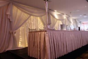 Wedding-Designer-Draping-Ballymascanlon-Hotel-Dundalk-County Louth-Wedding Draping in Ballymascanlon Hotel, Dundalk, County Louth