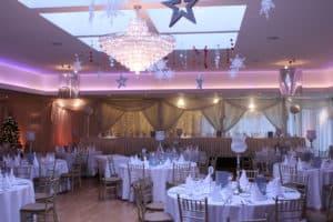 Wedding-Drape-Ballymascanlon-Hotel-Dundalk-County Louth-Wedding Draping in Ballymascanlon Hotel, Dundalk, County Louth