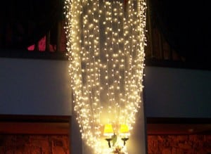 Wedding Products-Long Fairy Lights No Draping