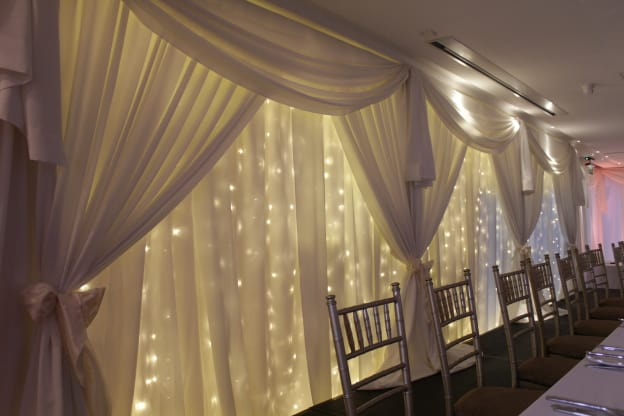 Wedding Products-Custom Built Fairylight Backdrop