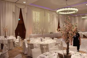Wedding Draping-Farnham-Estate-Cavan-Ireland-Wedding Draping – Farnham Estate – Cavan – Ireland