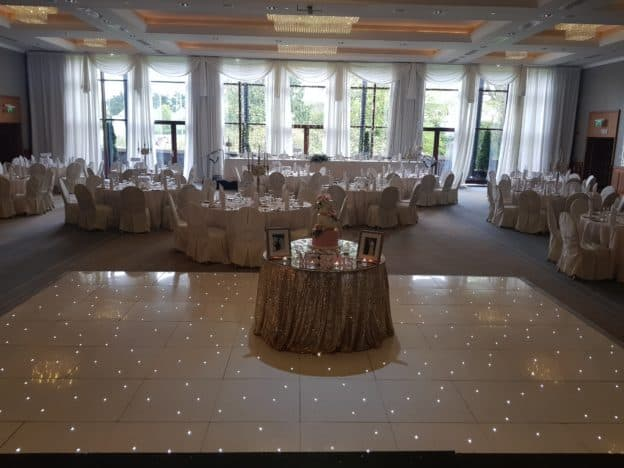 LED Dance Floor, Trim Castle Hotel, Trim, Co Meath, Led Dance Floor In Trim Castle Hotel, Trim, Co Meath, Ireland