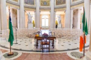 Limewash-Chiavari-Chairs-City-Hall-Dublin-Chiavari Chairs in Dublin City Hall, Dublin, County Dublin