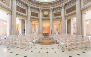 Natural-Limewash-Chiavari-Chairs-City-Hall-Dublin-Chiavari Chairs in Dublin City Hall, Dublin, County Dublin
