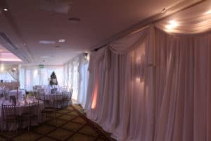 Wedding Draping-Ballymascanlon-Hotel-Dundalk-County Louth-Wedding Draping in Ballymascanlon Hotel, Dundalk, County Louth
