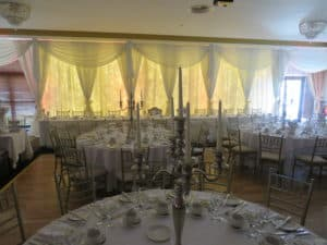 Custom Drapes, Raheen Woods Hotel, Athenry, Co. Galway