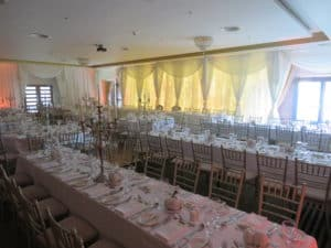 Draping For Weddings, Raheen Woods Hotel, Athenry, Co. Galway