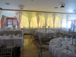 Pipe And Drape Weddings, Raheen Woods Hotel, Athenry, Co. Galway