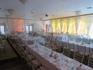 Wedding Drapes Raheen Woods Hotel, Athenry, Co. Galway