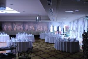 Custom Built Fairy Light Backdrop, Ballymac Hotel, Dundalk, Co Louth