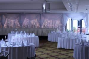 Custom Built Fairylight Backdrop, Ballymac Hotel, Dundalk, Co Louth