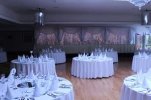 Fairy Light Backdrop, Ballymac Hotel, Dundalk, Co Louth