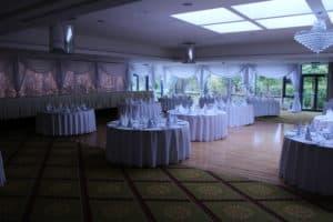 Wedding Draping, Ballymac Hotel, Dundalk, Co Louth